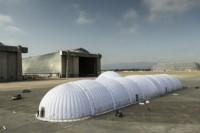 Dome для Solar Impulse
